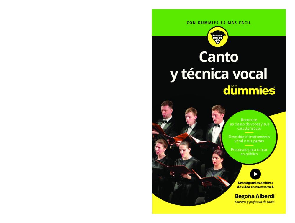 Canto Y Tecnica Vocal64638 Pdf Docer Com Ar