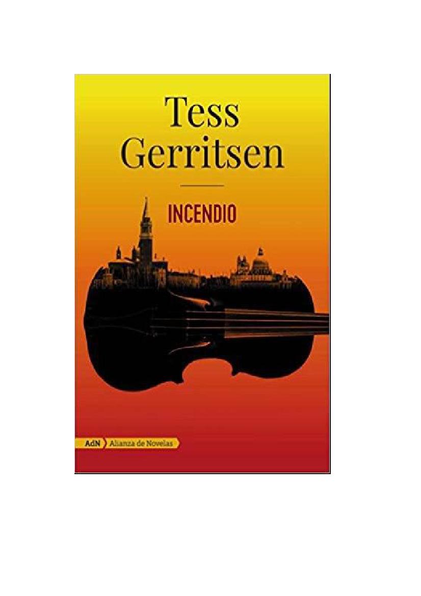 Gerritsen Tess - Incendio - pdf Docer.com.ar